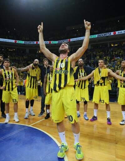 Fenerbahçe, Dörtlü Final için sahada
