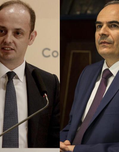 TCMB Başkanı Murat Çetinkaya göreve başladı