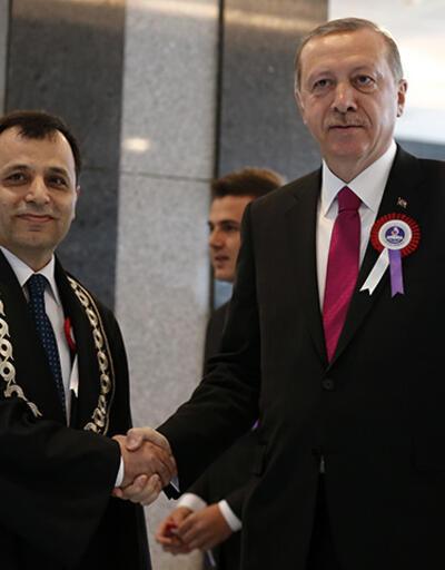 Anayasa Mahkemesi Başkanı Arslan konuştu