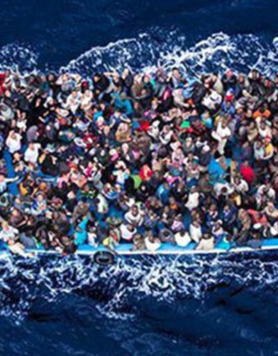 Akdeniz'de göçmen faciası: 80 kayıp