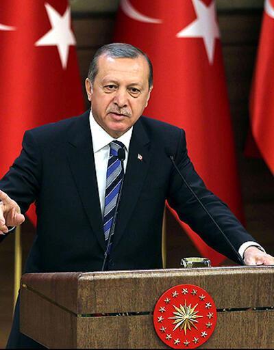 Cumhurbaşkanı Erdoğan'ın AB'ye rest çektiği madde
