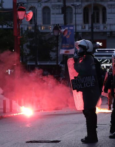 Yunanistan'da tartışmalı reform paketi Meclis'ten geçti