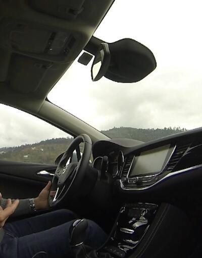 Opel Astra ST sürüş izlenimi