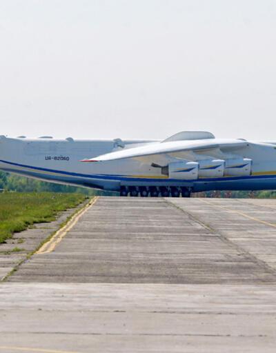 Dünyanın en büyük kargo uçağı