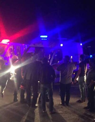 Diyarbakır'da PKK'lılar bomba yüklerken patlama meydana geldi