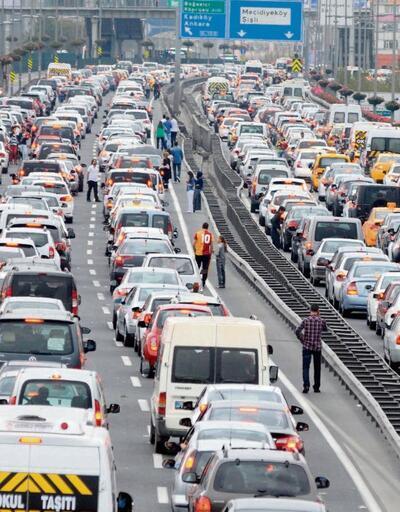 Cumartesi günü İstanbul'da bu yollar kapalı