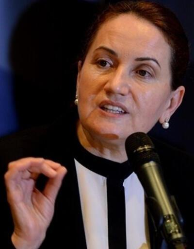 Meral Akşener AK Parti'nin teklifini açıkladı