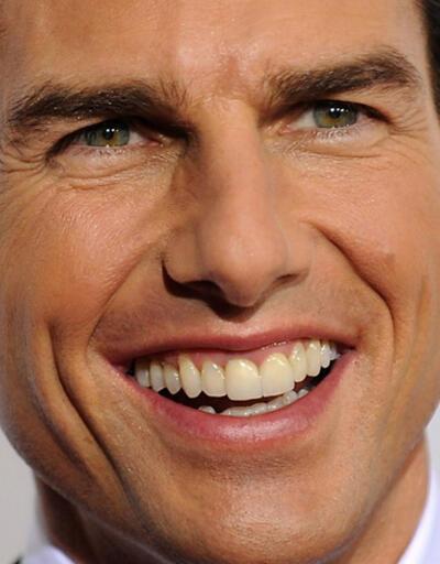 """Diş tedavisinde """"Tom Cruise"""" modeli"""