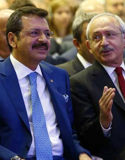 TOBB: Hisarcıklıoğlu, Kılıçdaroğlu'nu aramadı