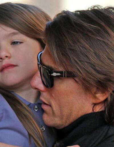 Tom Cruise kızını 3 yıldır görmüyor!