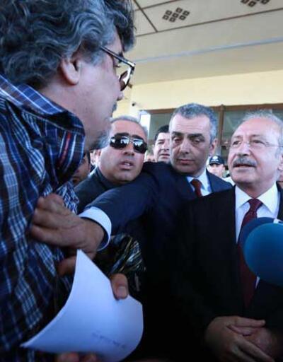 Kemal Kılıçdaroğlu, Antalya'da protesto edildi