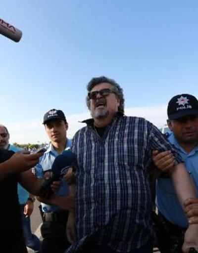 Kılıçdaroğlu'nu protesto eden heykeltraş serbest bırakıldı
