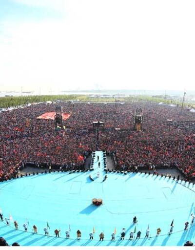 İstanbul'un fethinin 563'üncü yıldönümü törenlerinden kareler