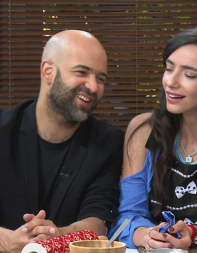"""Öykü Gürman ve Murat Evgin'den """"Kaderimsin"""""""