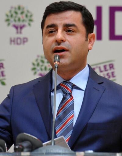 HDP Eş Genel Başkanı Demirtaş, Bakırköy mitinginde