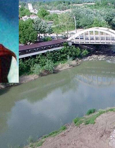 Kayıp ihbarında bulunduğu eşini nehre attığını itiraf etti