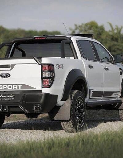 M-Sport yorumuyla Ford Ranger