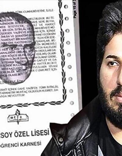 Reza Zarrab'ın avukatları mahkemeye delil olarak ortaokul karnesini verdi