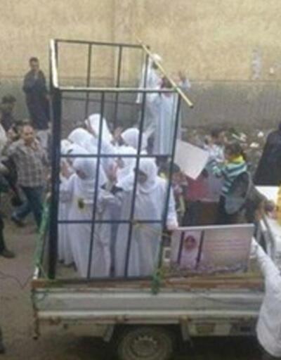 IŞİD seks kölesi olmaya direnen 19 Ezidi kadını yakarak öldürdü