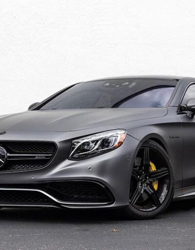 Mercedes'e Renntech imzası