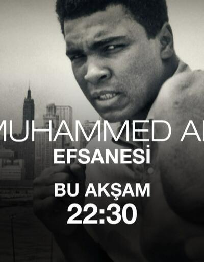 """""""Muhammed Ali Efsanesi"""" bu akşam CNN TÜRK'te"""