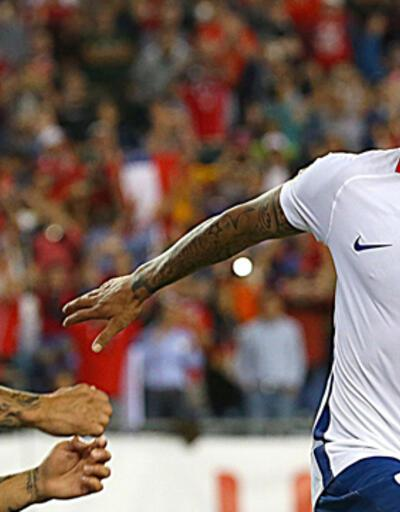 Arturo Vidal Şili'yi sırtladı... Copa America: Şili - Bolivya: 2-1