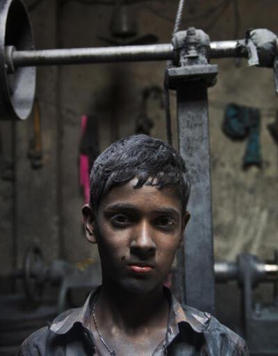 Türkiye'de her 2 çocuktan biri çalışıyor