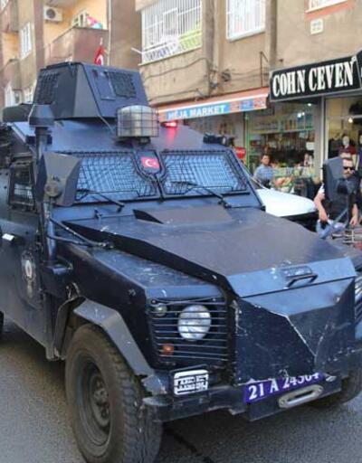 Diyarbakır polisi alarmda