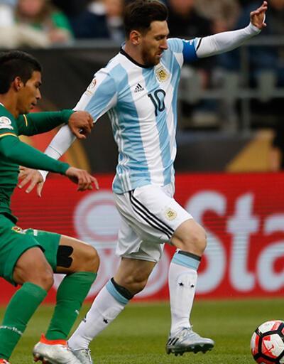 Arjantin şov yaptı... Copa America: 3-0