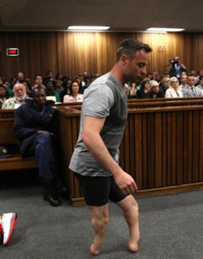 Oscar Pistorius'tan mahkemede ilginç savunma