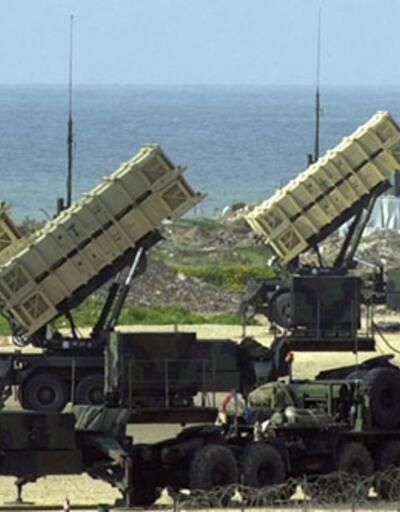 NATO hava savunma sistemi devreye giriyor