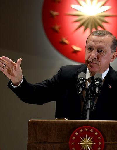 Erdoğan: Günün başbakanına mı sordunuz