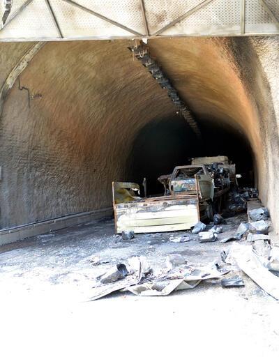 TIR tünele çarptı: 5 kişi öldü