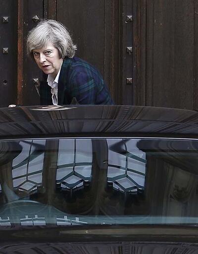 David Cameron'un yerine en güçlü aday Theresa May