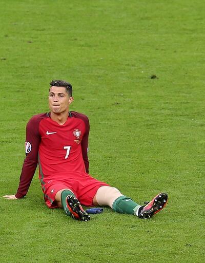 Fransa - Portekiz maçından kareler