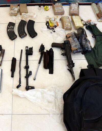 Şanlıurfa'da bombalı eylem hazırlığında yakalanan 4 IŞİD'li tutuklandı