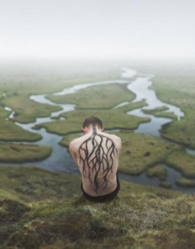 İzlanda ve Pasifik'te ortaya çıkan birbirinden farklı portreler