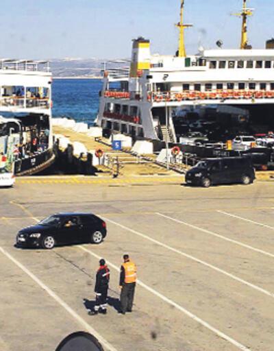 Osmangazi Köprüsü yerine feribotu kullananlara döner ayran