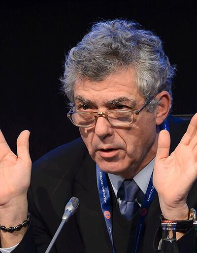 UEFA başkanlığına yeni aday
