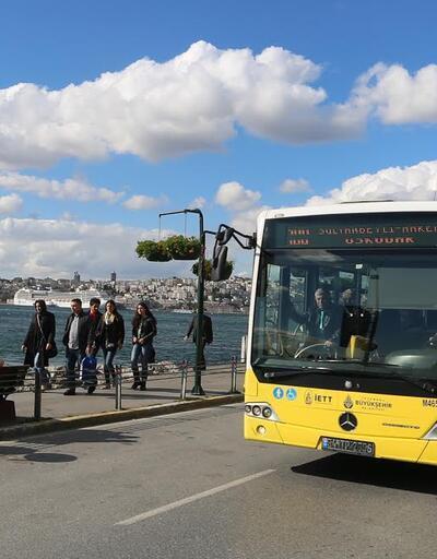 İBB'den İstanbullulara İETT uyarısı