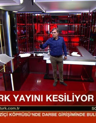 CNN TÜRK'te 'o gece' belgeseli