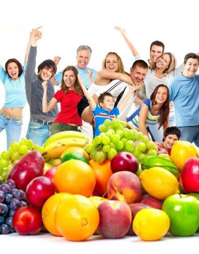 Mutlu olabilmek için besinlerden destek alın
