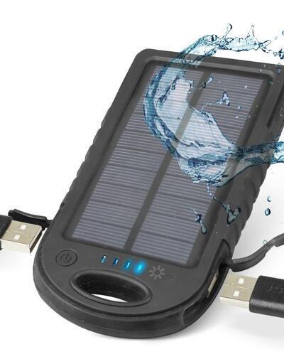 Telefonunuzu yaz sıcakları ile şarj edin