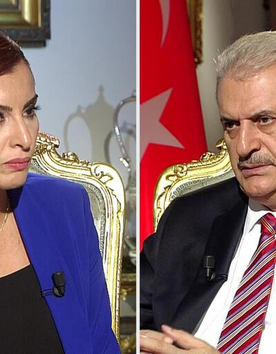 Başbakan Binali Yıldırım'dan CNN TÜRK'e çarpıcı açıklamalar