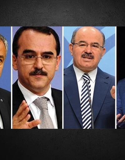 4 eski bakan hakkında 'FETÖ yöneticiliğinden' suç duyurusu