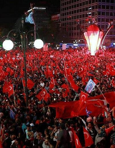 """""""Demokrasi nöbeti"""" yarın sona eriyor"""