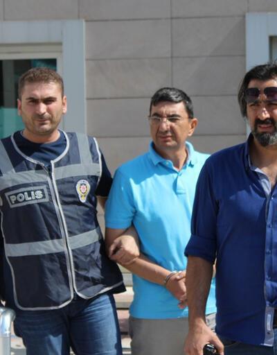 MHP'nin kurultay kararını veren hakim Burhan Yaz ile Kozmik Oda hakimi Nihal Uslu tutuklandı