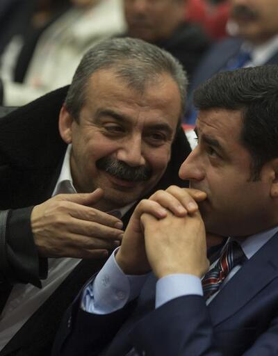 Demirtaş ve Sırrı Süreyya Önder için iddianame