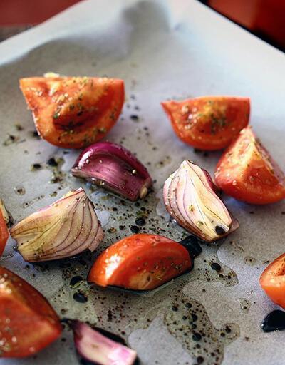 Prostat kanserinin ilacı: Közlenmiş domates