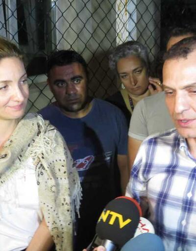 Kara Pilot Yüzbaşı Murat Eren cezaevinden çıktı
